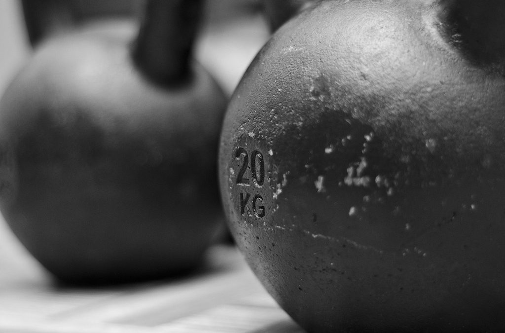 5 reasons to start using Kettlebells today