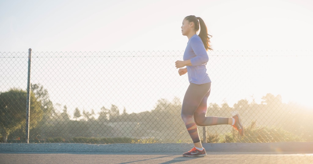 How You Can Add Running to Your Walking Exercise